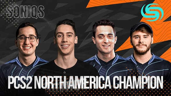 Soniqs Take The PUBG Continental Series 2 North America Grand Final