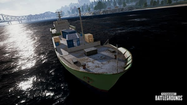 All aboard for adventure and escaping your enemies! Courtesy of PUBG Corp.