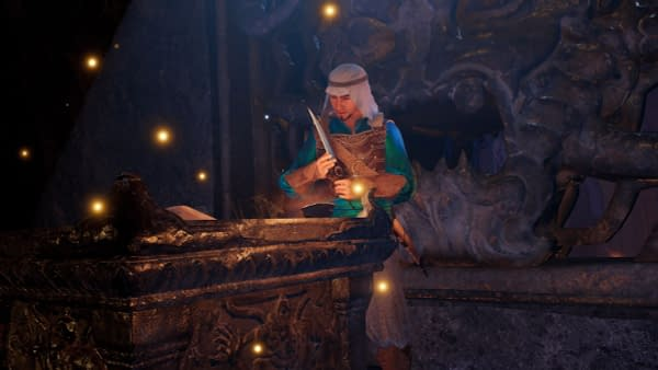 The Prince is ready to go on another adventure in the latest Prince of Persia remake.