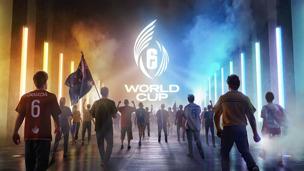 Rainbow Six Siege will be getting a World Cup competition, courtesy of Ubisoft.