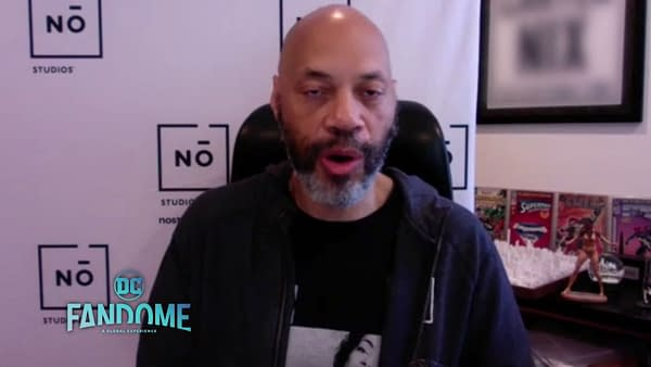 What's Censored In John Ridley's Other History DC Fandome Panel?