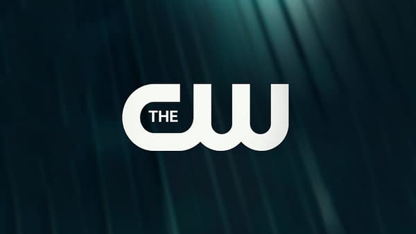 A look at The CW logo (Image: The CW)