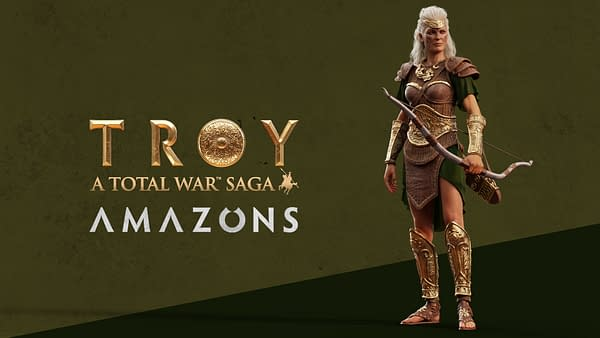 Its time for the Amazons to get involved with the battle, courtesy of SEGA.