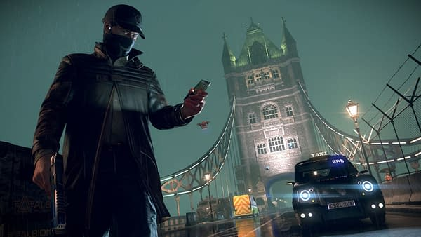 A look at Aiden Pierce as he returns to the Watch Dogs universe, courtesy of Ubisoft.