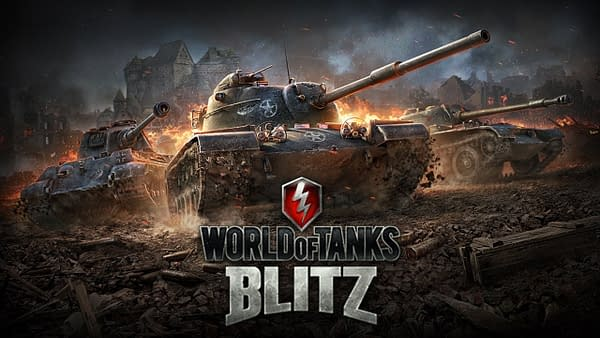 World Of Tanks Blitz is now on the Nintendo Switch, courtesy of Wargaming.