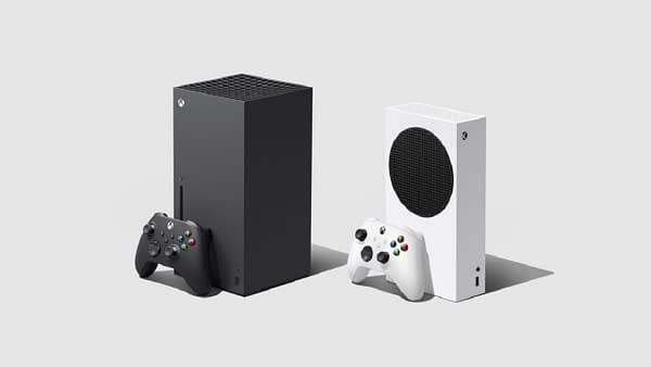 A look at the Xbox Series X and S consoles, courtesy of Microsoft.