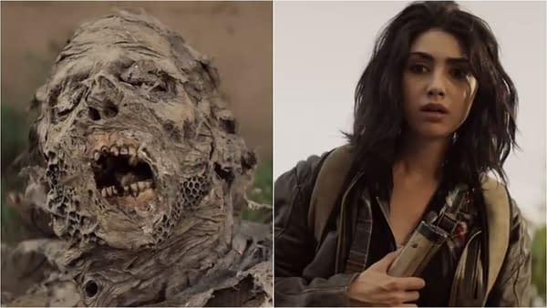 The Walking Dead: World Beyond Season 1 Teaser: Bees (Image: AMC)