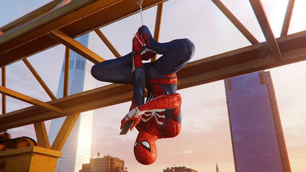 Marvel's Spider-Man Remastered won't be available as a standalone purchase. Courtesy of Insomniac Games.