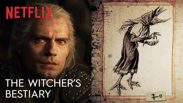 Netflix Presents: The Witcher's Bestiary | Netflix