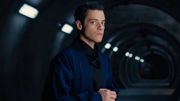 No Time to Die Introduces James Bond Villain Rami Malek's Safin