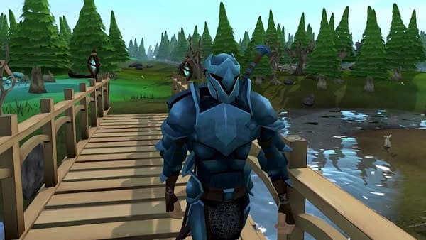 RuneScape and Old School RuneScape will be making a home on Steam.