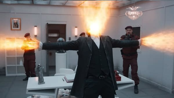 Doctor Who is Full of Christian and Buddhist Imagery