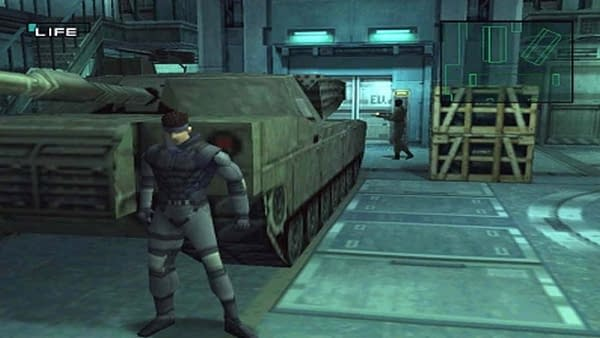 The Metal Gear series (some of them) could be coming to PC soon. Courtesy of Konami.
