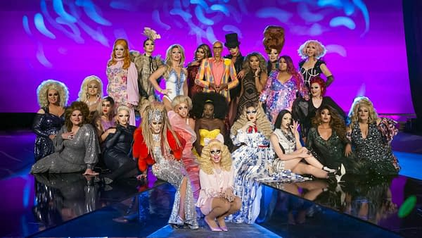 Drag Race s10: It's All Coming Back To Me Now (Image: VH1)