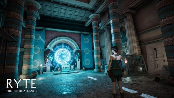 Atlantis invites you to explore. Courtesy of Orichalcum Pictures