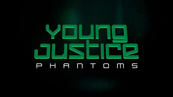The Young Justice Phantoms logo. Credit: DC/Warner Bros.