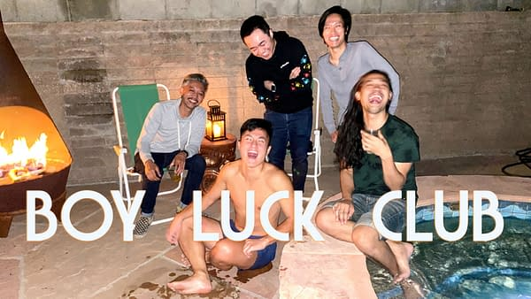 Boy Luck Club: Co-creators Quentin Lee and Kit DeZoit on Zoom Comedy