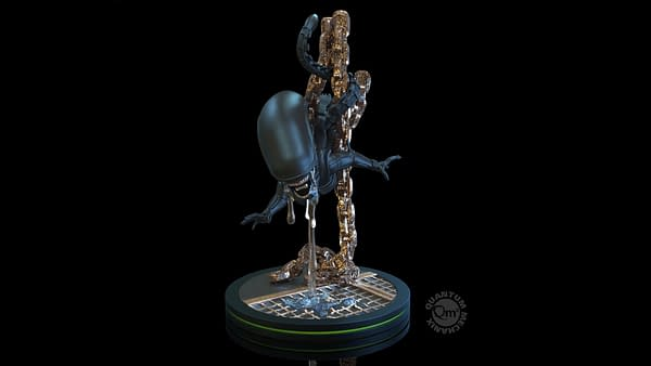 Quantum Mechanix Q-Figs from Alien, Mortal Kombat, and More Revealed