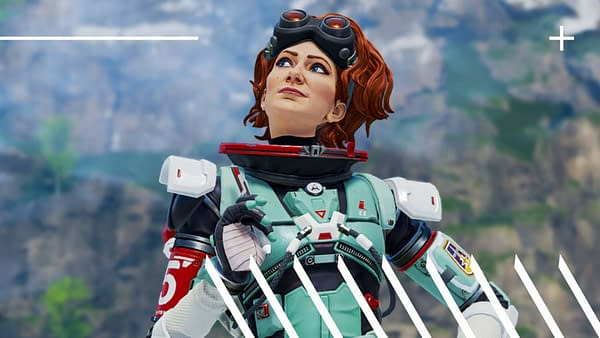 A look at Horizon, the latest Legend to be added to Apex Legends. Courtesy of Respawn Entertainment.