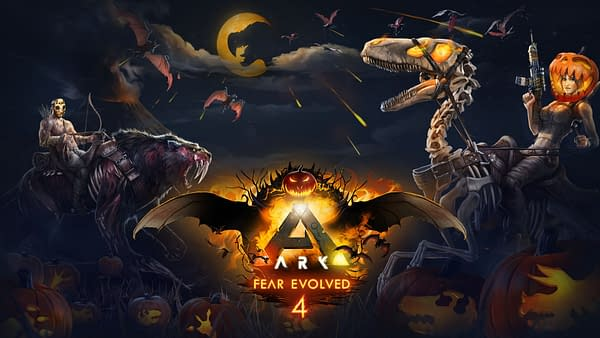 Fear Evolved 4 drops into ARK: Survival Evolved, courtesy of Studio Wildcard.