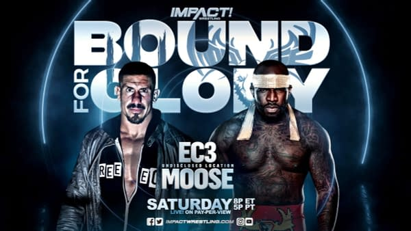 Impact Bound for Glory Recap - Match 3