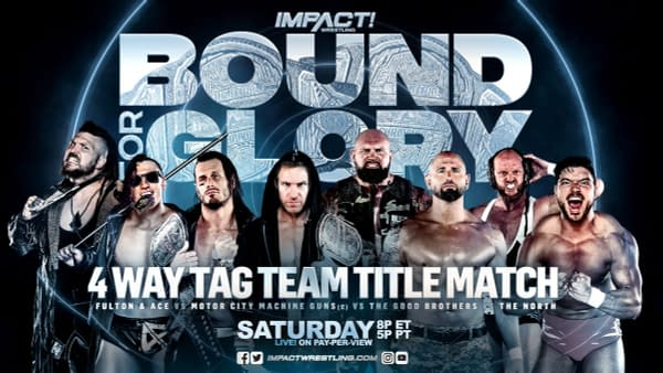Impact Bound for Glory Recap - Match 5
