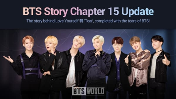The next chapter in BTS World has been unlocked, courtesy of Netmarble.