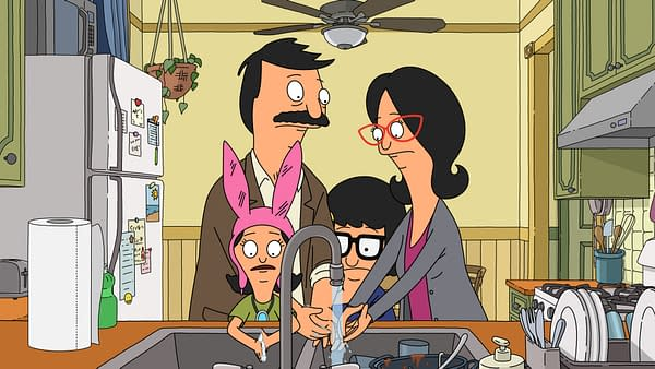 "BOB'S BURGERS: Linda tries to take her family to the symphony on free admission night, but her efforts are thwarted by a pinworm epidemic in the ""Worms of In-Rear-MentÓ episode of BOBÕS BURGERS airing Sunday, Oct. 4 (9:00-9:30 PM ET/PT) on FOX. BOBÕS BURGERS © 2020 by Twentieth Century Fox Film Corporation."