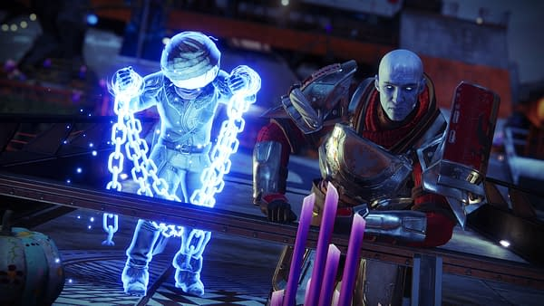 Destiny 2 will celebrate the Festival Of The Lost on October 6th, courtesy of Bungie.