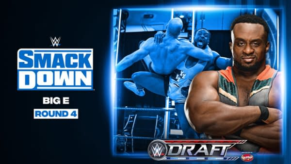 Big E was drafted to Smackdown in the WWE Draft, effectively breaking up the New Day
