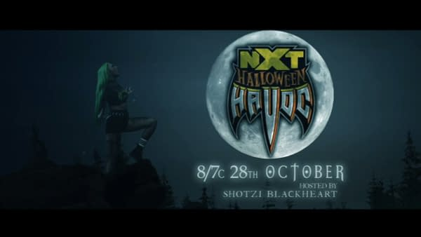 WWE announced the return of beloved WCW PPV Halloween Havoc as a special NXT television episode for October 28th