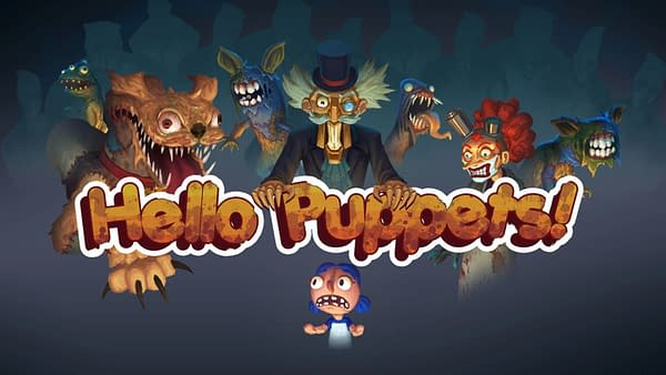 Hello Puppets VR will be out sometime in Q4 2020, courtesy of tinyBuild Games.