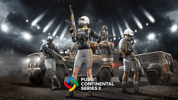 The main tournaments of the PCS3 will run throughout November, courtesy of PUBG Corp.