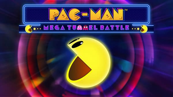 Take your skills to a whole new level with Pac-Man Mega Tunnel Battle. Courtesy of Bandai Namco.