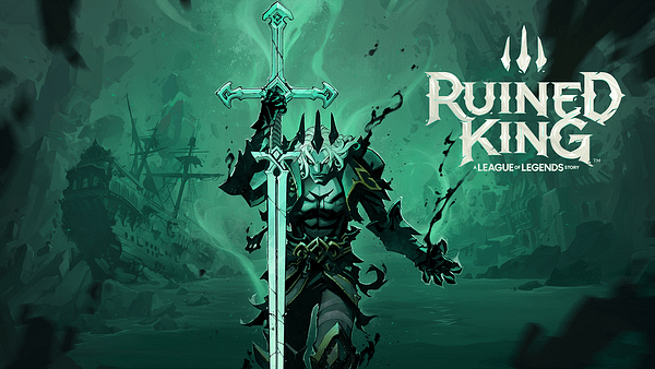 A look at the main art for Ruined King, courtesy of Riot Forge.