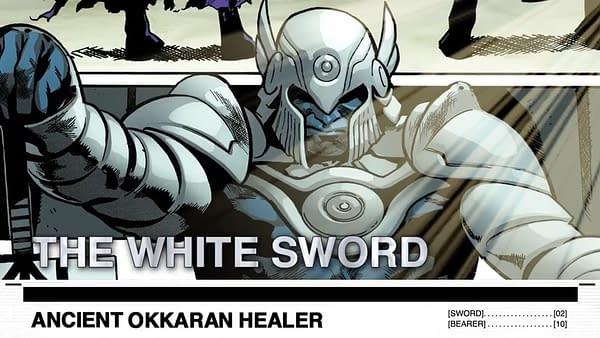 The Sword Bearers Of Arakko