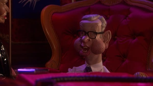 All Spitting Image S01E01 Puppets From The Queen to to Greta