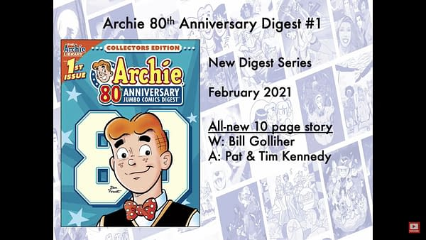 TikTok, Gang Warfare and More Announced by Archie Comics in January