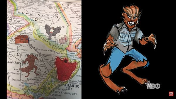 Afua Richardson Is The Artist For Lovecraft Country