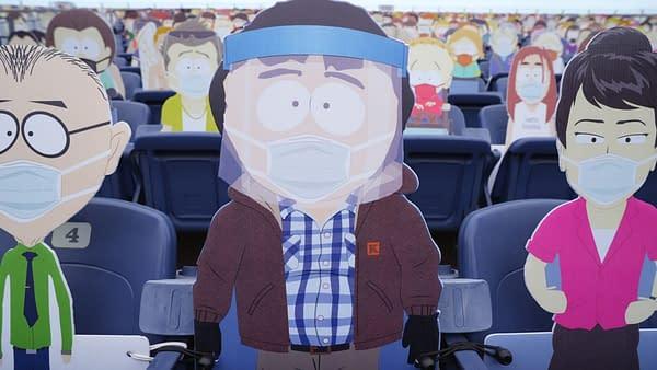South Park Set for Sunday's Denver Broncos/Tampa Bay Buccaneers Game