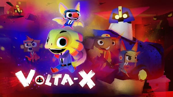 Yooka-Laylee, in all its cuteness, will be in Volta-X in November. Courtesy of GungHo Online Entertainment.