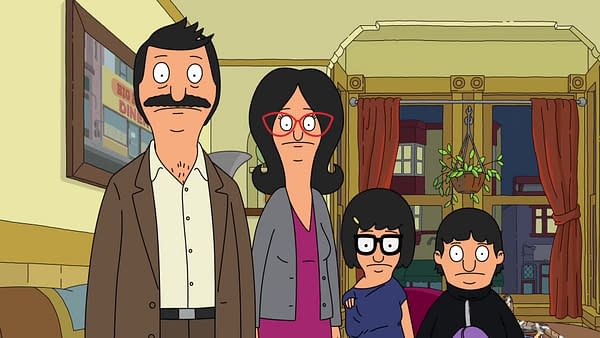 """Bob's Burgers S11E02 """"Worms Of In-Rear-Ment"""" (Image: FOX)"""