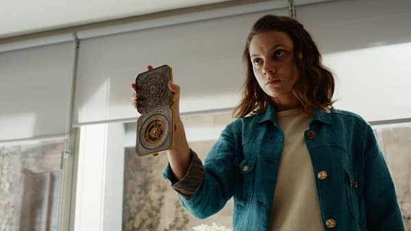 His Dark Materials returns for a second season this November (Image: HBO)