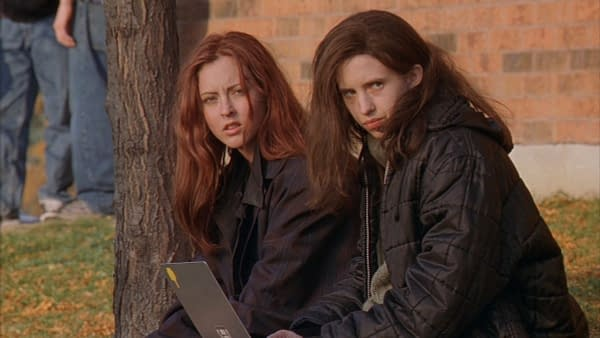 Ginger Snaps is coming to television (Image: Copperheart Entertainment)