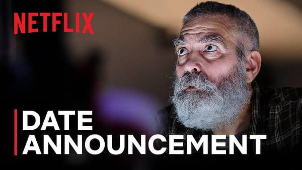 Netflix Posts First Teaser For Clooney's The Midnight Sky