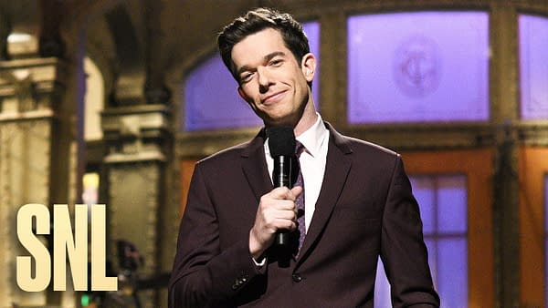 John Mulaney Monologue - SNL