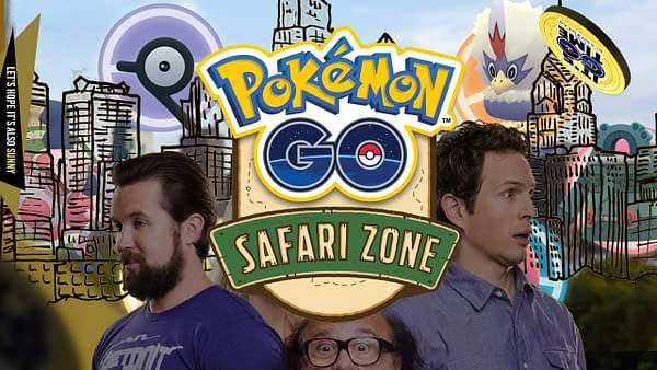 It's Always Sunny In Pokémon GO - The Daily LITG, 1st October 2020