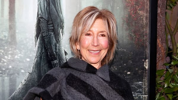 "Lin Shaye at the ""The Curse Of La Llorona"" Premiere at the Egyptian Theater on April 15, 2019 in Los Angeles, CA. Editorial credit: Kathy Hutchins / Shutterstock.com"