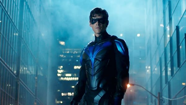 Titans is back into production on the third season (Image: WarnerMedia)