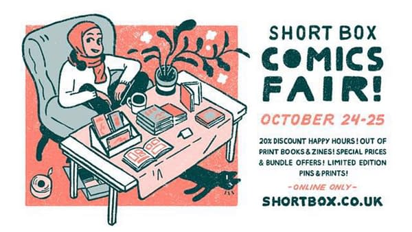 ShortBox Comics Fair This Weekend - What, How Many And How Much?